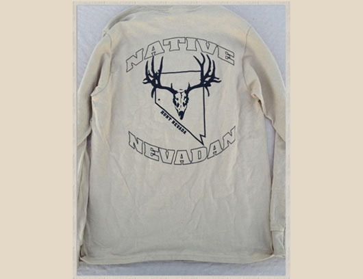 Mule Deer Long Sleeve Shirt