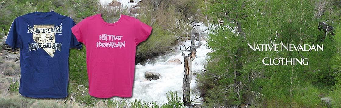 Native Nevadans Clothing Headquarters
